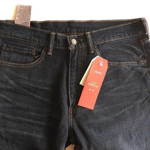 808e313e Levi's Jeans | Levis 505 Mens Stretch Straight Leg 32 X 34 | Poshmark
